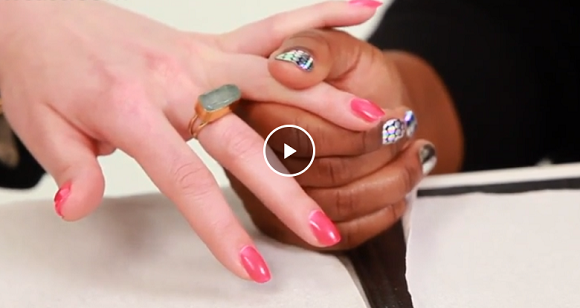 How to Apply a Nail Polish Top Coat