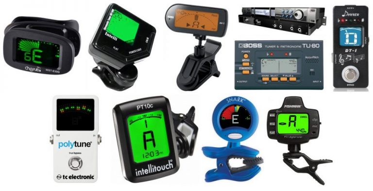 9 Best Guitar Tuners Reviews- (Updated Buyer Guide 2021)