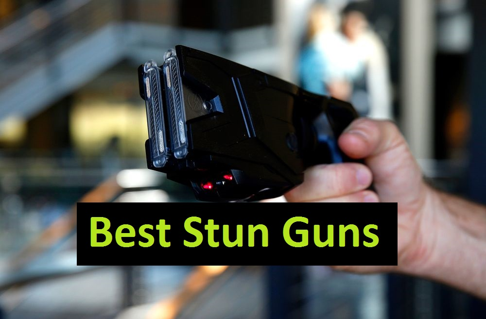 Buy Best Stun Guns Today