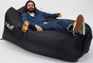 ChillaX Inflatable Lounger Hammock