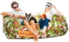Chillbo Baggins 2.0 Best Inflatable Lounger Hammock Air Sofa