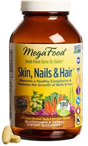 Read full MegaFood Skin, Nails & Hair Tablets Reviews