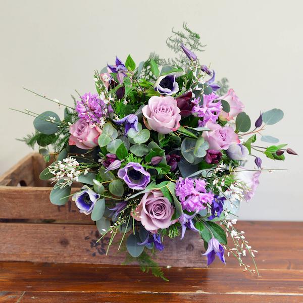 wedding flowers for spring