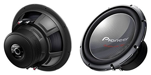 Pioneer TS-W3003D4 Champion Series Pro Subwoofer with Dual 4 ff Voice Coils