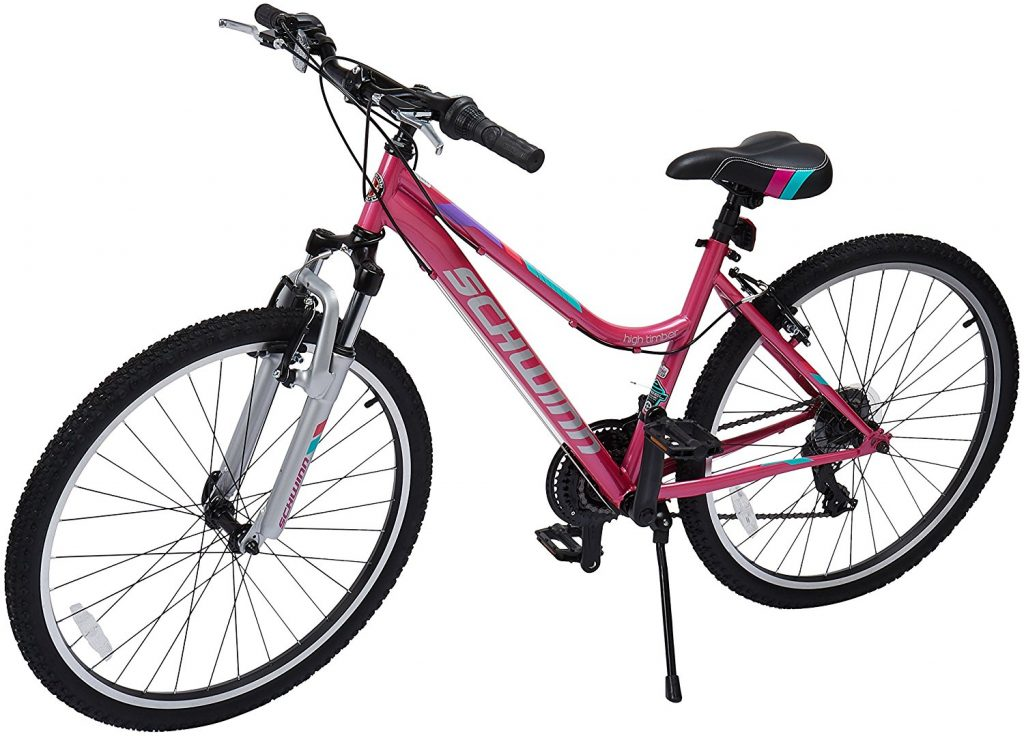 "Schwinn Women's High Timber Mountain Bicycle, 26"" Wheel 16""/Small Frame Size"