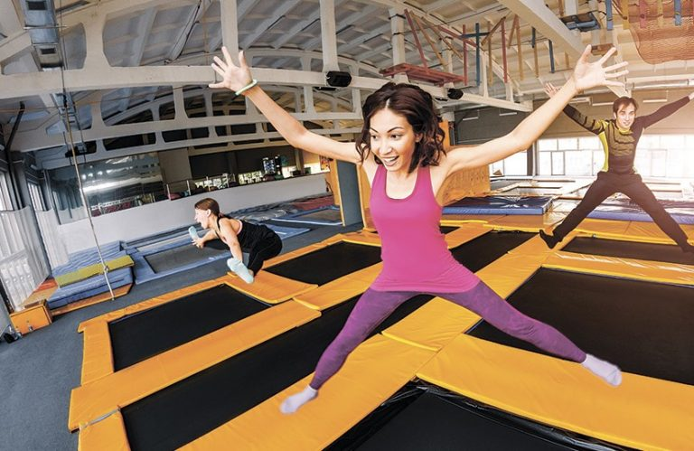 5 Fun Things to Do With Your Trampoline