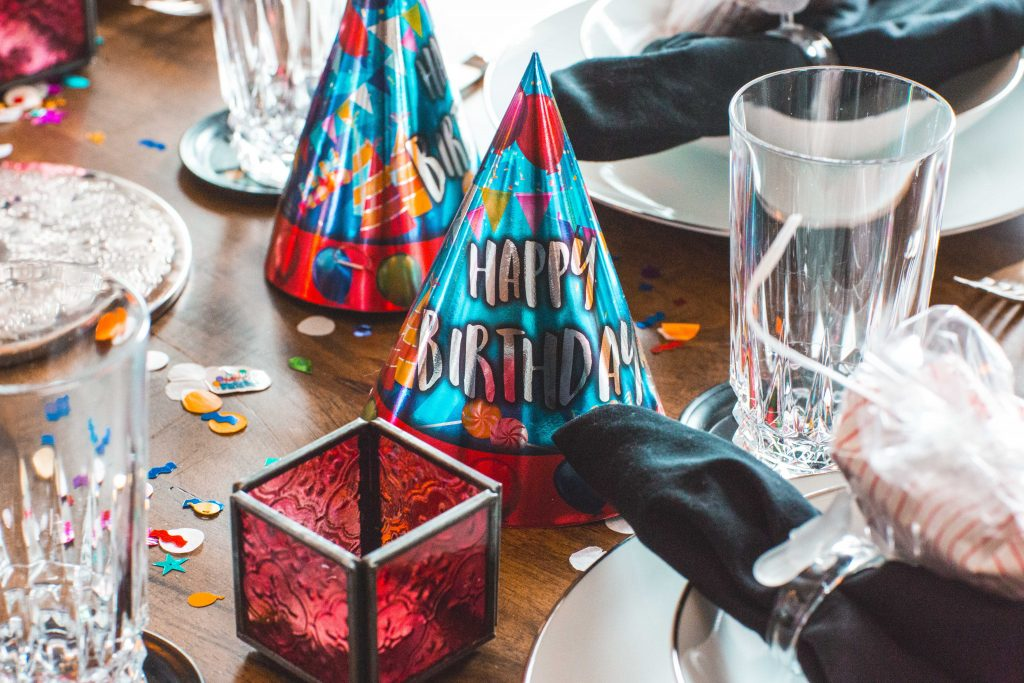 Planning a Surprise Birthday Party