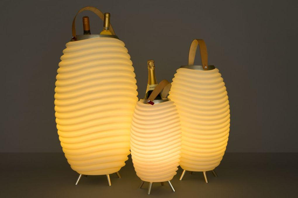 Wine Chiller Lamp