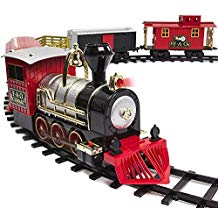 FAO Schwarz Classic Motorized Train Set