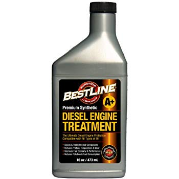 BestLine 853796001429 Premium Synthetic Diesel Engine Treatment