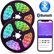 ELlight Bluetooth Dream Color LED Strip Lights