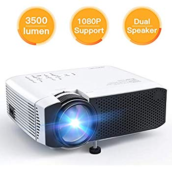 Projector APEMAN Video Mini Portable