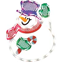 Impact Innovations Christmas Lighted Window Decoration