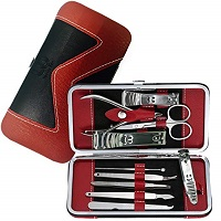 Manicure Pedicure Set Nail Clippers