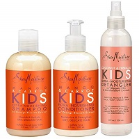 Shea Moisture Kids Hair Care