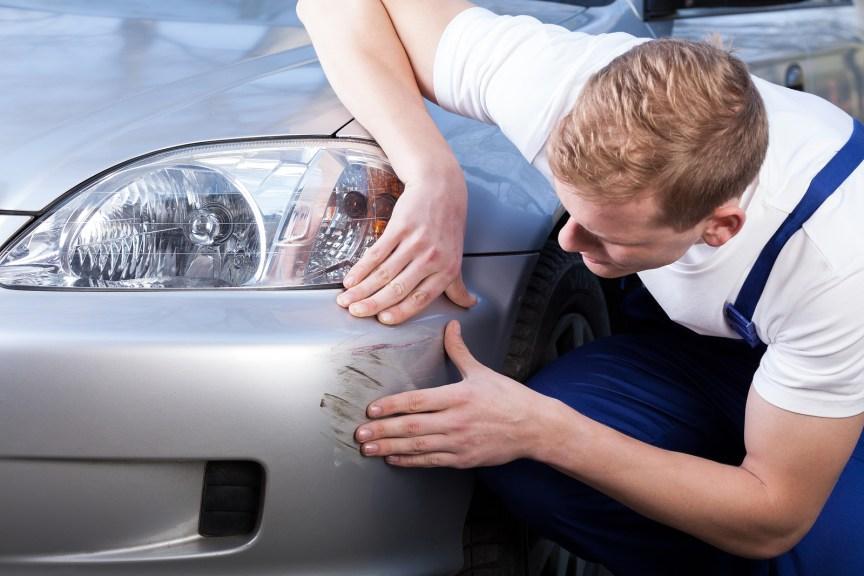 DIY Car Scratch Removal