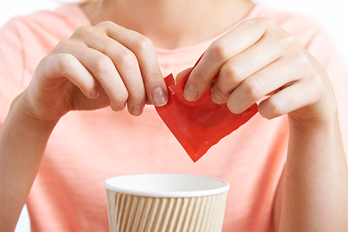 Replacing Sugar With Artificial Sweeteners
