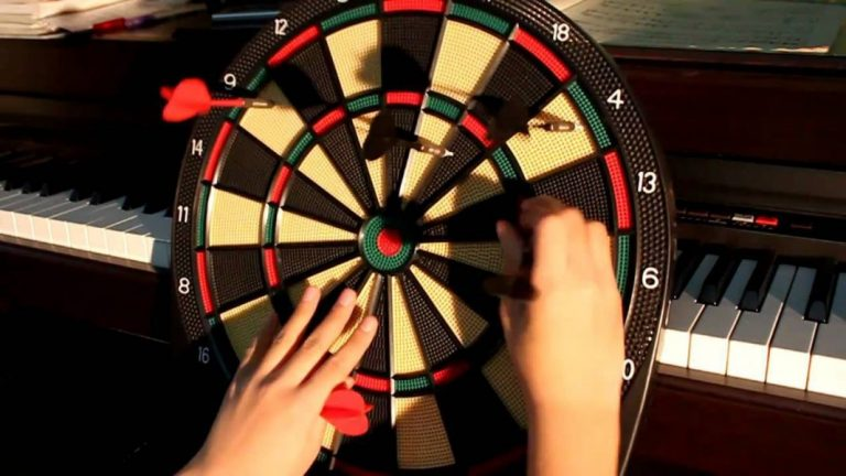 5 Best Electronic Dart Board Reviews -Buyer Guide (Updated Apr, 2021)