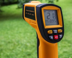 5 Best Infrared Thermometer Reviews-Buyer Guide 2021