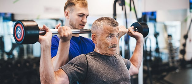 Resistance Training Prevents Muscle Loss From aging