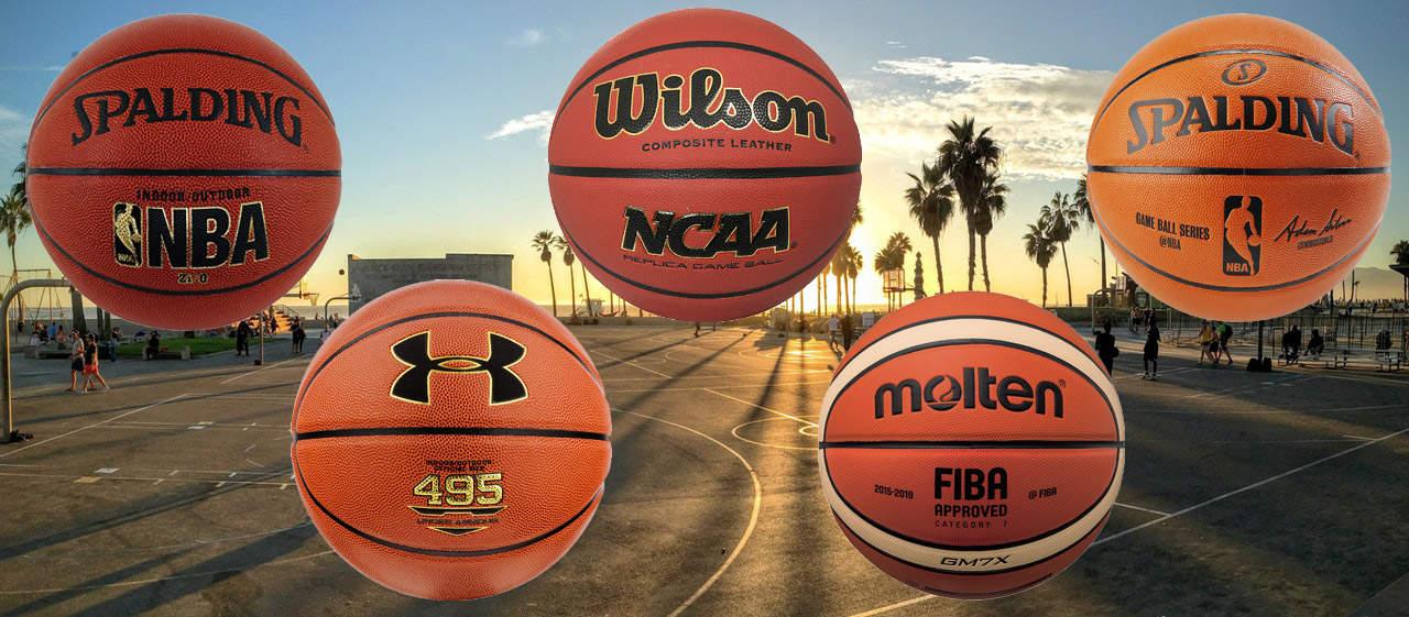 Outdoor Basketballs