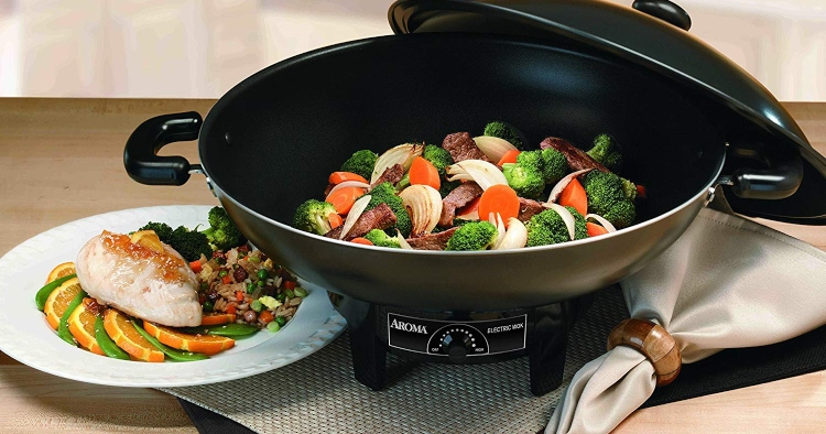 5 Best electric woks Reviews-Buyer Guide (Updated Jan, 2021)