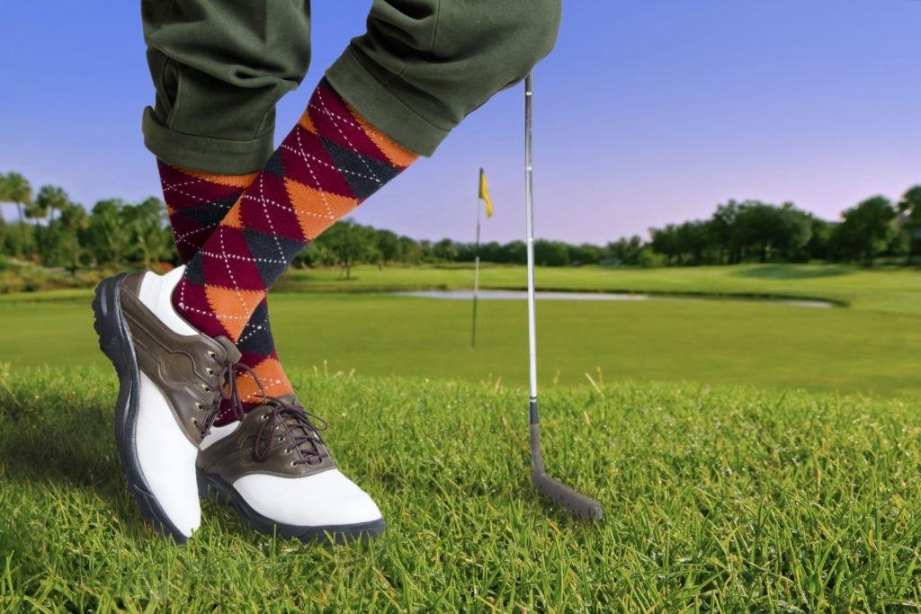 Socks Matter in Golf
