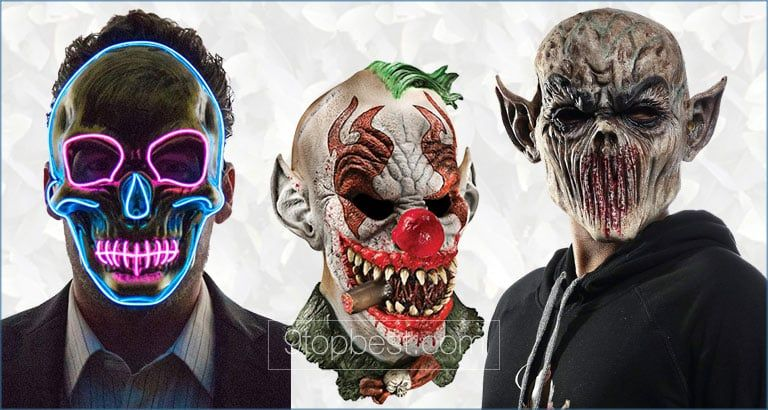Best Scary Masks for Halloween