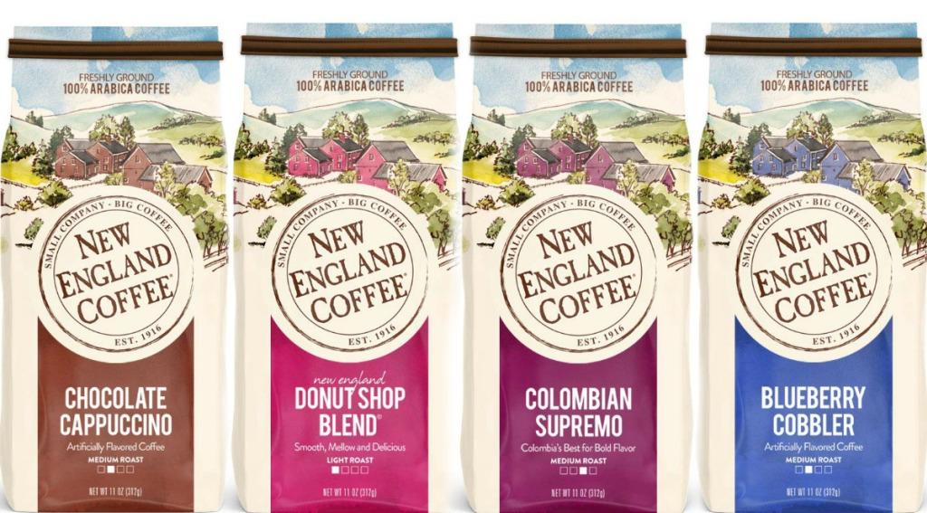 New England Coffee Varieties