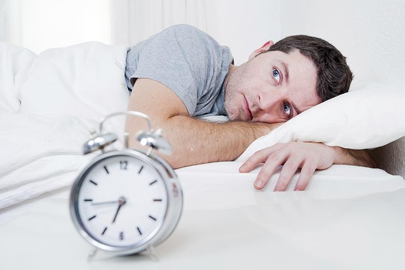 Improper Sleep Cycle