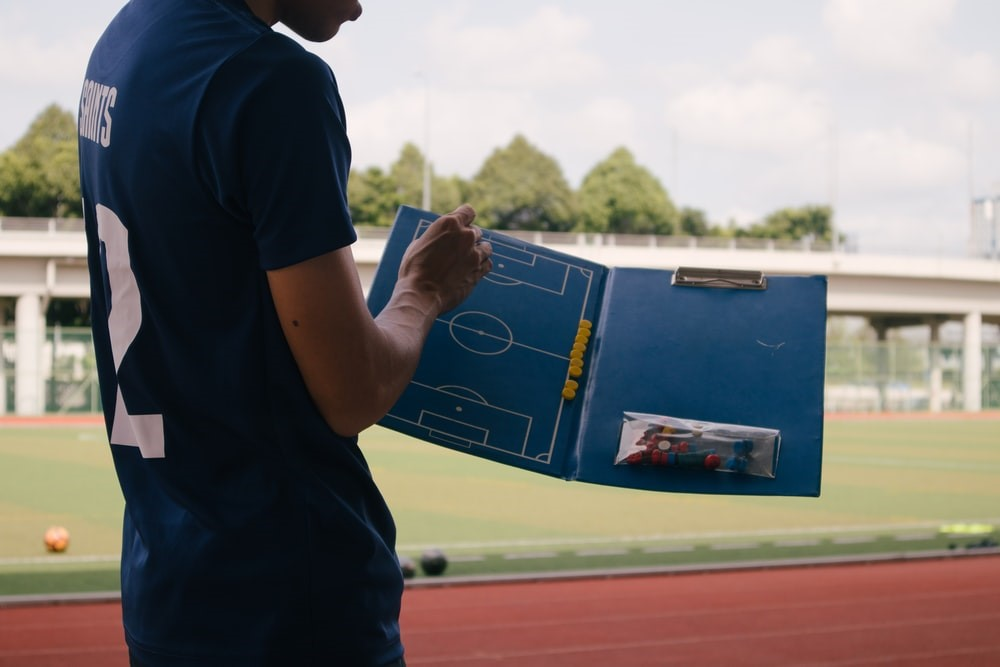Dry-Erase Boards for Sports Coaching