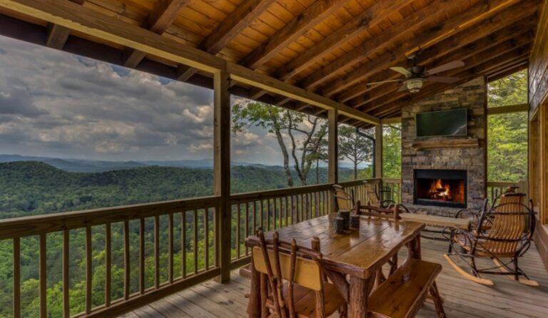Mountain Ridge Custom Log Cabin Kits and Log Homes