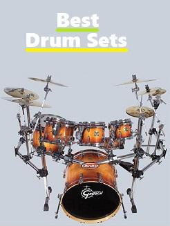 Best Drum Sets For Beginner