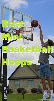 Toprated Mini Basketball Hoops