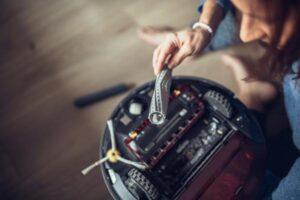 Roomba Maintenance