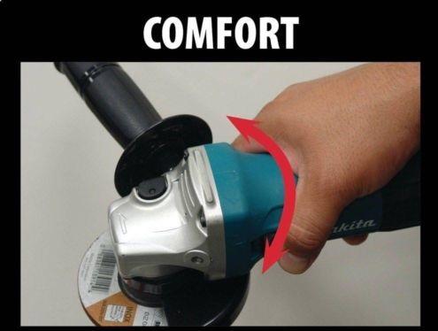 Angle Grinder Comfort