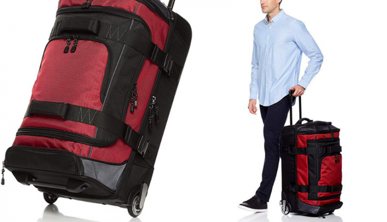 10 Best Wheeled Duffel Bags For Money [Review and Buyer Guide 2021]
