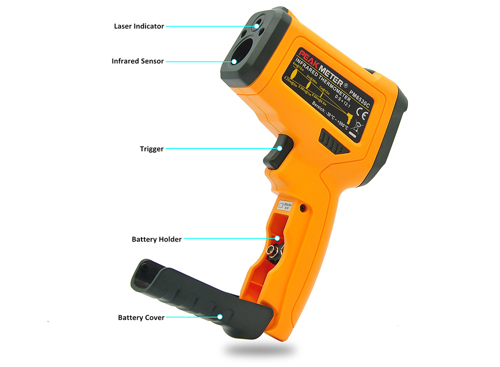 How Does The Infrared Thermometer Work?