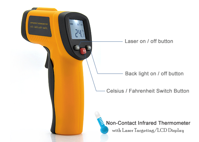 Why Choose An Infrared Thermometer