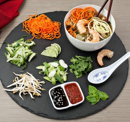 Paderno World Cuisine Spiralizer Review